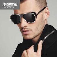 2014 sun glasses steam punk vintage sunglasses large frame sunglasses large sunglasses