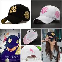 Mens Womens Baseball Cap Adjustable Snapback Sport Hip-Hop Hat  Unisex Curved Visor Hat Couple Lovers hats