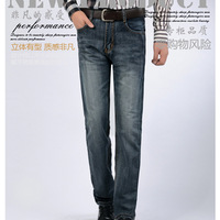 Free Shipping 2014 Hot Sale Summer Men's Jeans Hight Quanlity Jeans for Men Brand Denim Jeans Pants size 28-36