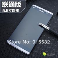 Hisense HS-u980 quad-core 5.5 inch phone dual sim card 1G ram 4G rom 1280x720 screen wcdma 3G phone