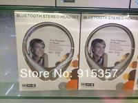 HBS & headset 730 Wireless Sport Bluetooth Stereo Headset Neckband Earphone Hand free for iPhone lg samsung Lenovo +Free ship