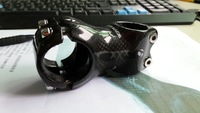 Bontrager xxx mountain bike full carbon fiber stem riser 31.8 size:60/70/80/90/100/110/120/130