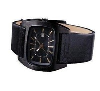 Eyki quartz watch fashion watch brief the trend of casual fashion table leather watchband watch