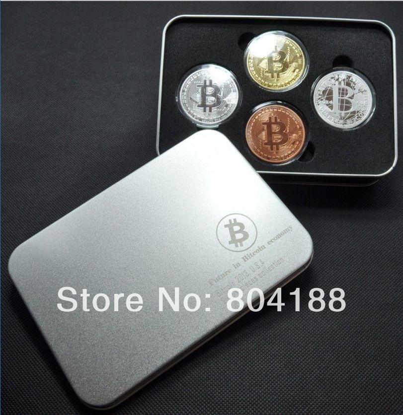 """2014"""" nouveau"""" fer pièce de monnaie boîte sans pièces dhl livraison gratuite souvenir tirelire pièce 100pcs/lot bitcoin fournisseurs(China (Mainland))"""