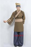 Ancient clothes male clothes vintage uniforms performance wear