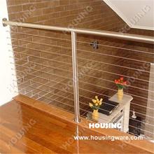 wholesale balcony railing wood