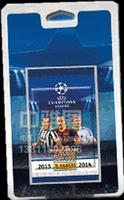 Panini 2013 - 14 champions league football card limited edition bag