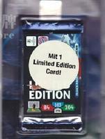 Panini 13 - 14 champions league football card 6 bag card 1 10 starplayer limited