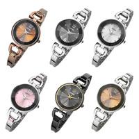 KIMIO K493S Heart-shaped Fashion Classic Quartz Watch Women Dress Watch Wristwatches for Girls Lady Female