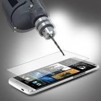 Anti Shatter Explosion Proof 0.2mm Thickness 9H Hardness Tempered Glass Screen Protector Protective Film For HTC ONE M7