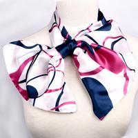 60*30cm 2014 Fashion irregular magicaf silk scarf small facecloth female scarf short scarves hijab