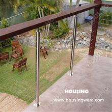 balcony railing wood reviews