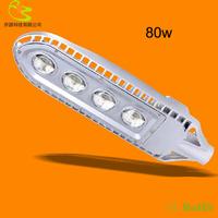 80W COB led street lamp DC12V 7200lm 3years warranty waterproof IP65 solar outdoor graden & road led street light 12V 80W