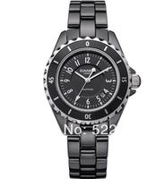 CASIMA Women quartz Fashion elegant watch ceramic watches Brand New 6701-CW8 free shipping