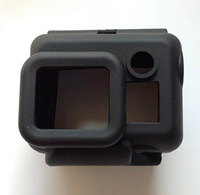 Gopro Silicone Case Housing box For Gopro Hero 3 black color