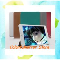 Cube U55gt Talk79 Smart Cover Fashion Slim Leather Folio Case Stand U55 Talk 79 7.9 inch Tablet PC FreeShipping