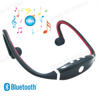 2014 New Sports Wireless Bluetooth Headphone V2.1 Headset Stereo Headset + Hands-Free Earphone for iPhone 5/4 All Smartphone
