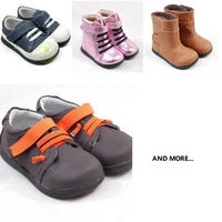 Male autumn and winter little blue lamb little children shoes baby leather