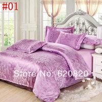 Home Textile Bedding Set Full Queen King Size Bed Sets Cotton Bedding Sets 4pcs Duvet Cover Set Princess Free shipping HOT