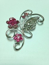 popular rhinestone brooch