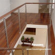 cheap balcony railing wood