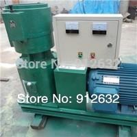 200-300KG/H flat-die feed pellet machine, poultry feed pellet mill
