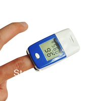 Hot sale LCD Fingertip Pulse Oximeter - Spo2 Monitor oxygen monitor finger oximeter