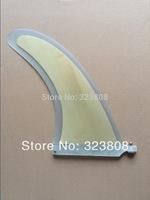 free shipping high quality longboard fin/centre /center fin /sup /stand up paddle board fin fiberglass bamboo bin
