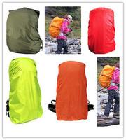 Free Shipping 1pcs/lot Portable Backpack Rain Cover ,Should Bag Waterproof Cover, Outdoor Climbing Hiking Travel Kits 670921