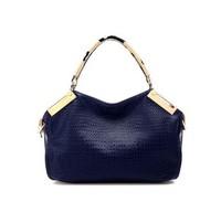 2014 women's fashion handbag fashion crocodile pattern women's bag handbag shoulder bag female cross-body