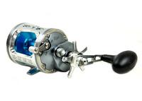 Free shipping, Full metal boat fishing reel ACT340/330/320 drum large trolling Reel