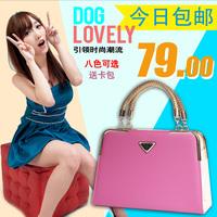 2013 bags handbag women's shaping bag gentlewomen one shoulder small bag