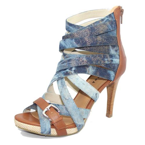 Beautiful  Sandal Womens Shoes   Shoes  Pinterest  Jean Dresses Blue Jean