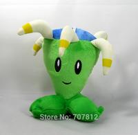 2014  Plants Vs Zombies Plush Toy 16CM Cute Bloomerang  PVZ Soft Stuffed Doll High Quality  Best Gift  Free Shipping