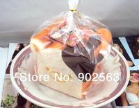 2014 new KAWAII RARE super jumbo rilakkuma squishy toast charm PU 14cm very soft big TOKYO aoyama japan with tag toy strap frsp
