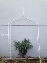 Восхождение кованое железо арки косметические Cany на винограда свадьба железный каркас