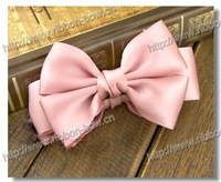 2014 wholesale new design ribbon hair bow