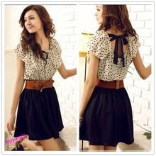 popular cute short dress