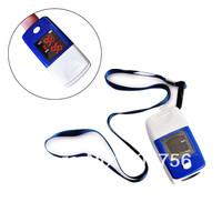 HOT SALE LED Fingertip Pulse Oximeter, Blood Oxygen SpO2 saturation oximetro monitor