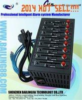 bulk sms 8 port,The Cheapest GC65 Module GSM GPRS 8 Ports Modem pool USB Interface, Modem Pool qual band 850/900/1800/1900MHz
