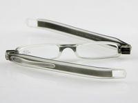 Gray Mini Reading Glasses Eyeglass Reader +1.00 +1.50 +2.00 +2.50 +3.00 +3.50