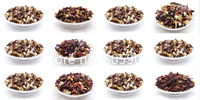 12 Styles * Assorted Dried Fruit Tea! 120G Free Shipping!