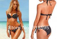 Sexy Women Top Bikini Push-up Padded Swimsuit Bathing Suit Swimwear Size SML