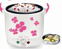 Mini Car rice cooker 12v 24v 220v portable household car rice cooker car rice cooker