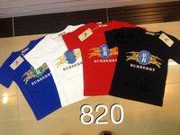 noyelty now 2014 fashion  o-neck short sleeve shirt,fashion children's letter  popular children leisure  boy's t-shirt