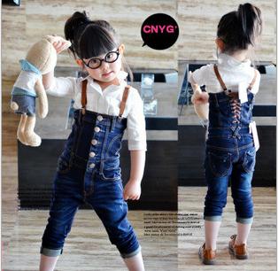 Детский джинсы для девочек с доставкой