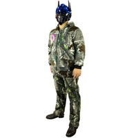 Free Shipping 2014 New Thick warm Clothes 3 Colors Camouflage Set,Combat BDU Uniform,Thicken Hunting Jacket Pant Size XL-6XL