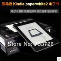 Amazon kindle paperwhite 2 e-book  Electronic paper book reader