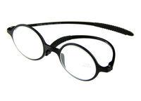 ROUND Retro Reading Glasses TR90 Frame Reader +1.0 +1.5 +2.0 +2.5 +3.0 4 Colour