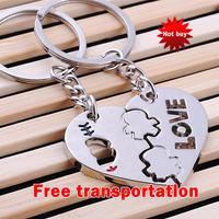 Lover keychain key chains gift